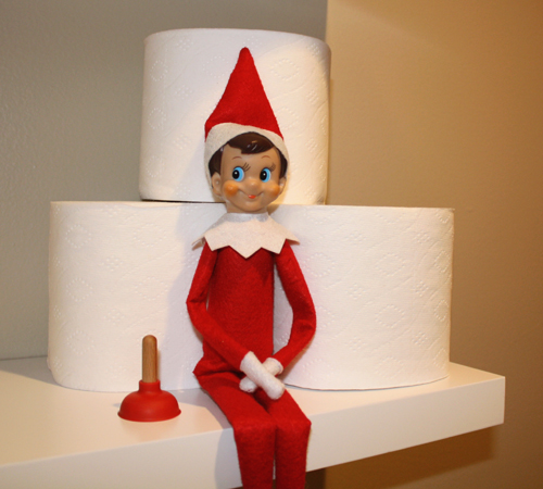 Elf on the Shelf Archives - rachel swartley