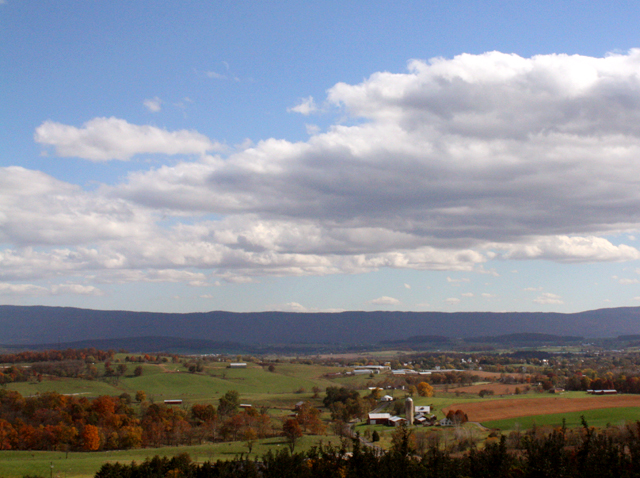 Shenandoah Valley of Virginia