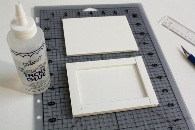 foam core puzzle box