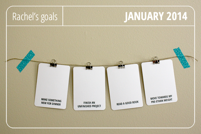 goals for January 2014
