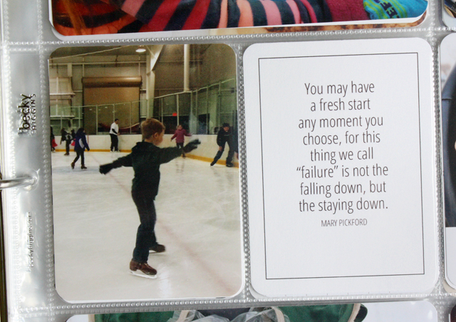 quote card: you may have a fresh start